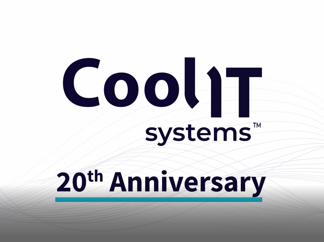 CoolIT Celebrates 20th Anniversary with Revenue Milestone and Strong Market Position