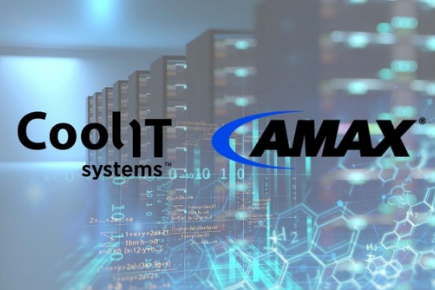 CoolIT Systems and AMAX Team Up to Deliver a Custom Thermal Management Solution for Data Center Products
